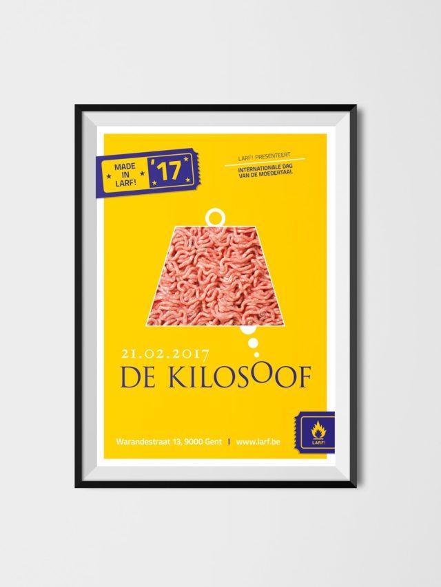 Larf De Kilosoof